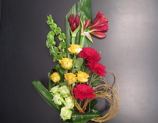 atelier bouquet hauteur