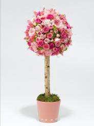 atelier arbre à rose