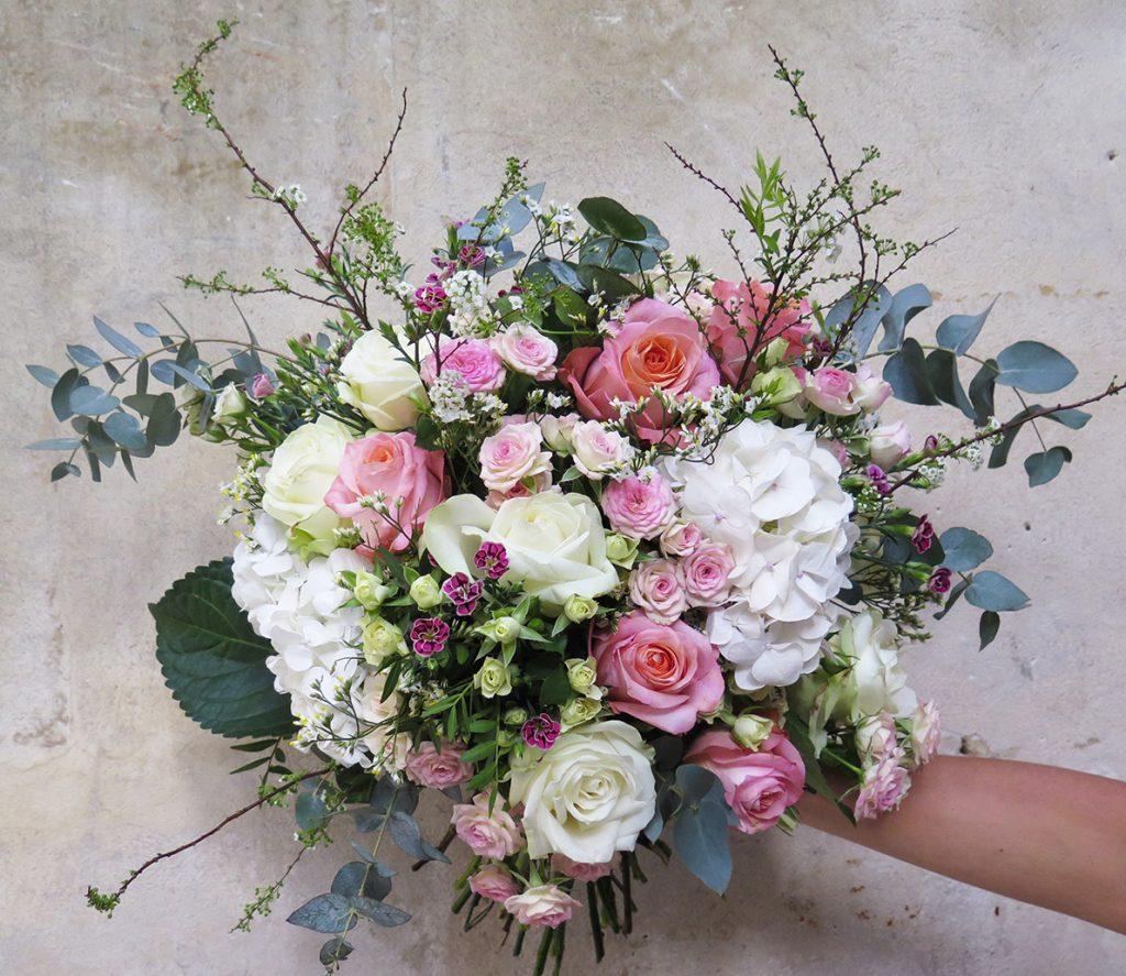 atelier bouquet champêtre